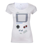 T-shirt Nintendo - Gameboy da donna