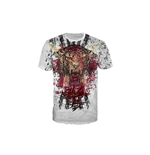 T-shirt Miami Ink - White Tiger