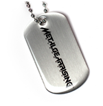 Dog Tag / Piastrina Metal Gear 239497