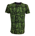 T-shirt Marvel - Green Hulk