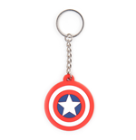 Portachiavi Marvel Superheroes - Captain America Shield