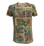 T-shirt Marvel Superheroes 239540