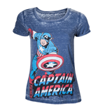 T-shirt Marvel - Captain America