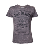 T-shirt Jack Daniel's - Acid Washed