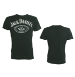 T-shirt Jack Daniel's  - Old No 7 Logo