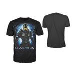 T-shirt Halo 4 - Master Chief Logo