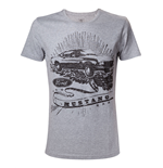 T-shirt Ford - Mustang