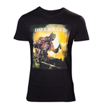 T-shirt Dark Souls III - Box Cover