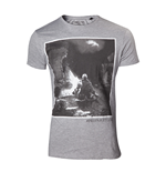 T-shirt Dark Souls - The Bonfire