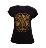 T-shirt Assassin's Creed - Crest Logo da donna