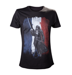 T-shirt Assassin's Creed Unity - Tricolore