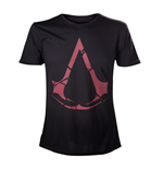 T-shirt Assassin's Creed Rogue - Red Logo