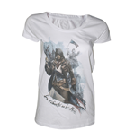 T-shirt Assassin's Creed - freedom da donna