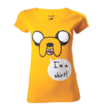 T-shirt Adventure Time I'm A Shirt da donna