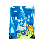Borsa da palestra Adventure Time