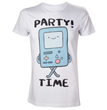 T-shirt Adventure Time - Beemo Party Time