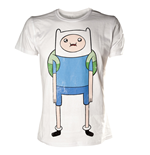 T-shirt Adventure Time Time - Finn
