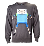 Felpa Adventure Time - Finn