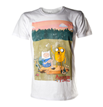 T-shirt Adventure Time - Finn and Jake
