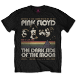T-shirt Pink Floyd Vintage Stripes (Large)