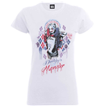 Dc Comics - Suicide Squad DADDY'S Lil Monster (T-SHIRT Donna )