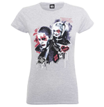 Dc Comics - Suicide Squad HARLEY'S Puddin (T-SHIRT Donna TG. 2)