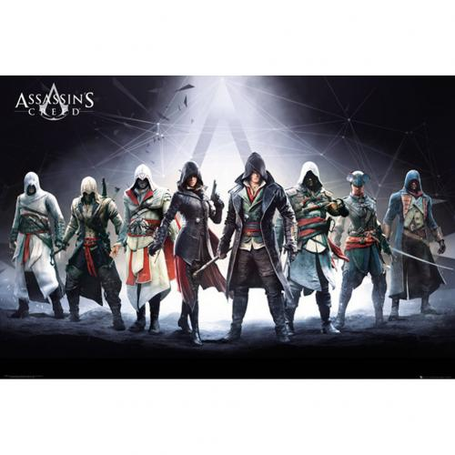 Poster Assassin's Creed 240375