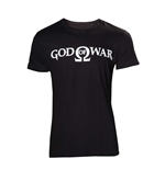T-shirt God of War - Game Logo