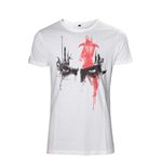 T-shirt God of War - Kratos Ghost of Sparta