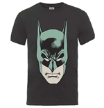 Dc Comics - Originals Batman Head (T-SHIRT Unisex )