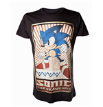 T-shirt Sonic the Hedgehog 240501