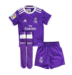 Maglia Real Madrid 2016-2017 Away
