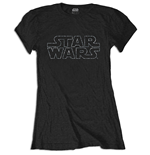 Star Wars - Logo (T-SHIRT Donna )