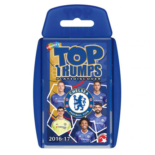 Gioco Chelsea Top Trumps 17