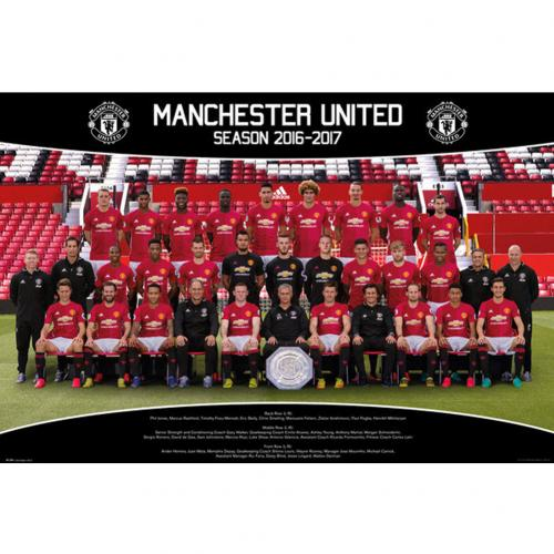 Poster Manchester United 241143