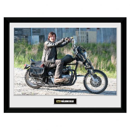 Foto incorniciata The Walking Dead Daryl