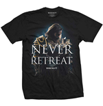 T-shirt World of Warcraft Never Retreat