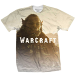 T-shirt World of Warcraft Durotan Fade