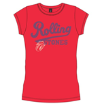 T-shirt The Rolling Stones Team Logo