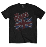 T-shirt The Police Vintage Flag