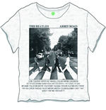 T-shirt The Beatles Abbey Road Songs