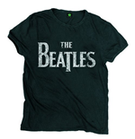 T-shirt The Beatles Vintage Drop T Logo