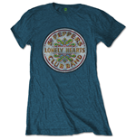 T-shirt The Beatles Sgt Pepper Drum
