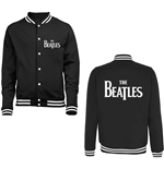 Giacca The Beatles Drop T Logo