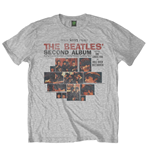 T-shirt The Beatles Second Album