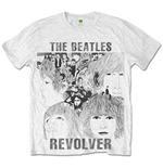 T-shirt The Beatles Revolver