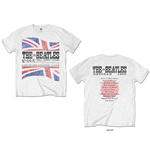 T-shirt The Beatles Budokan Set List