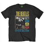 T-shirt The Beatles Imperial Ballroom