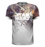 T-shirt Star Wars Dogfight