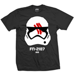 T-shirt Star Wars Episode VII Finn